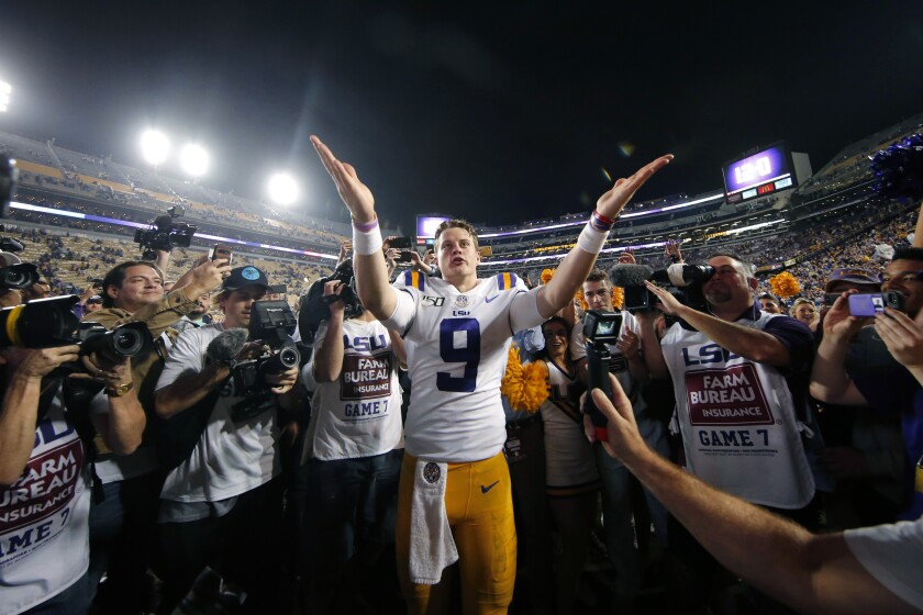 AP Player of the Year Football