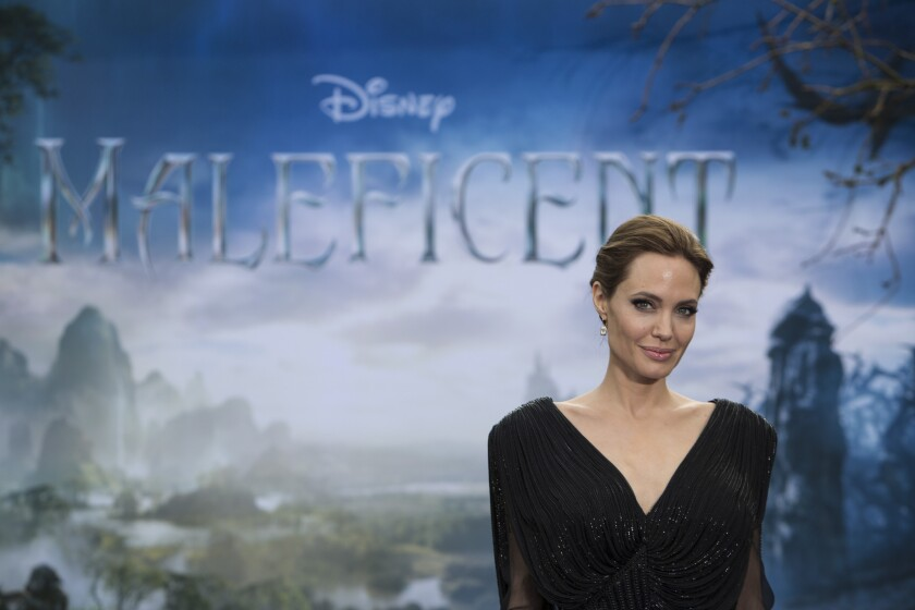 Maleficent London Premiere Finds Angelina Jolie At A