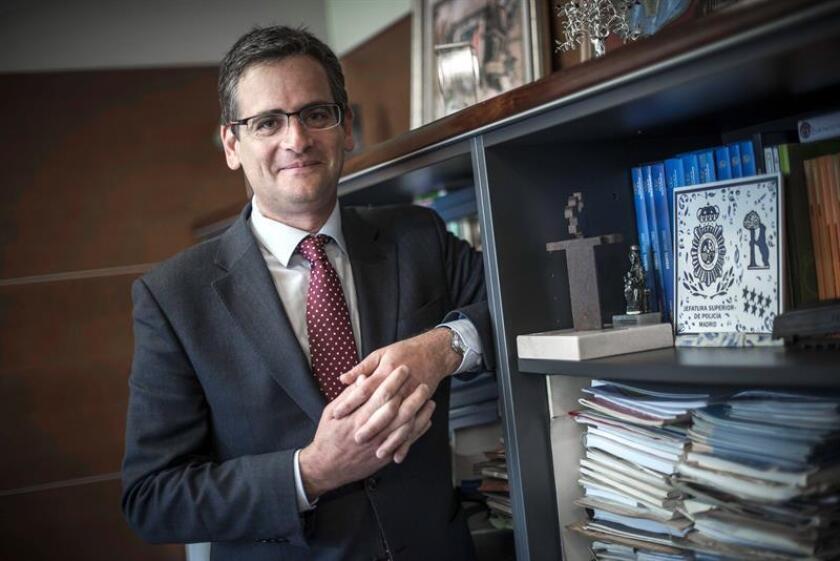 Antonio Basagoiti, presidente de la Camescom, en entrevista con Efe. EFE/Archivo
