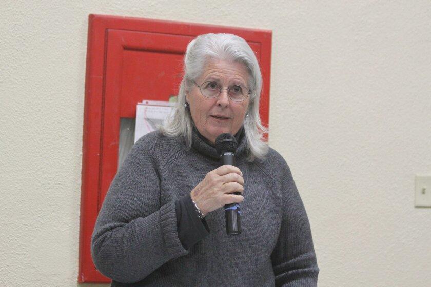 LJCPA candidate Fran Zimmerman