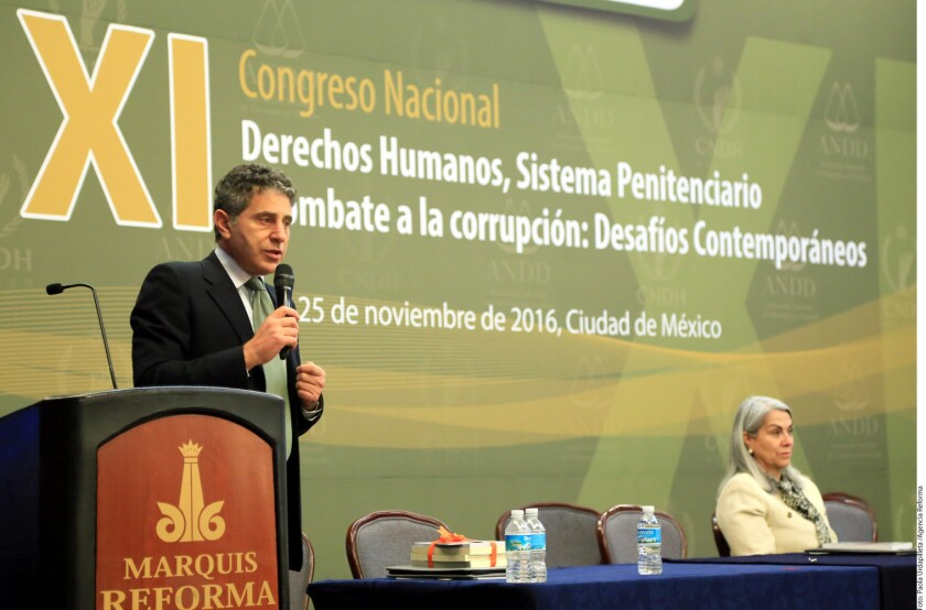 Cualquier país que se diga democrático no puede asignar a los militares la tarea de seguridad, afirmó el representante de la Oficina de la Organizaciones de Naciones Unidas (ONU) contra las Drogas y el Delito en México, Antonio Mazzitelli.