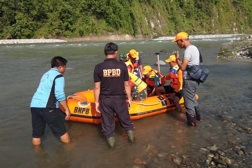 Indonesia Bridge Accident