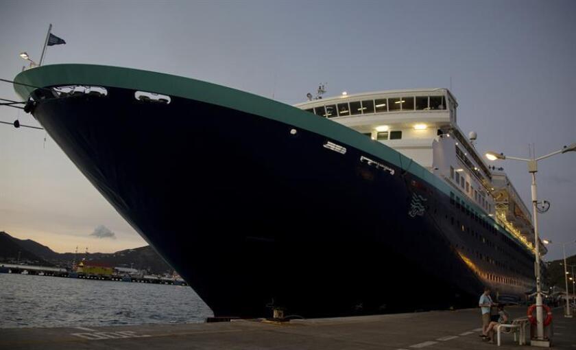Pullmantur estima que esa cifra será un 8 % mayor respecto a 2017, cuando el flujo de pasajeros alcanzó los 115.000, de los que 38.000 embarcaron desde el Home Port de Colón (Caribe) en Panamá. EFE/Archivo
