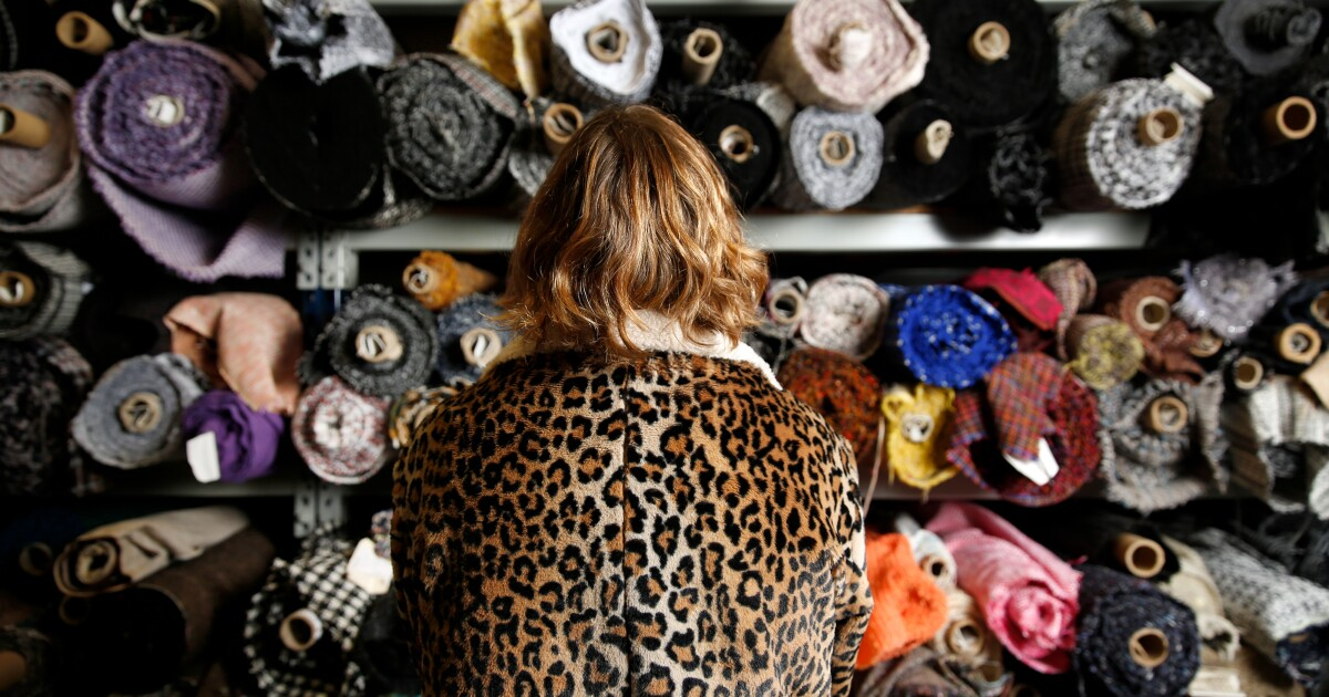 Home-sewn clothes are making a comeback. But is it too late for dying fabric stores?
