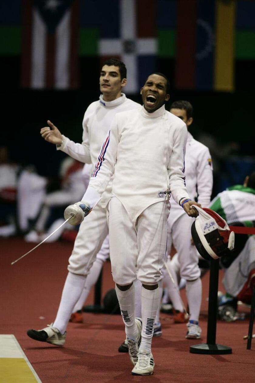 En la imagen, el cubano Yunior Reytor. EFE/Archivo