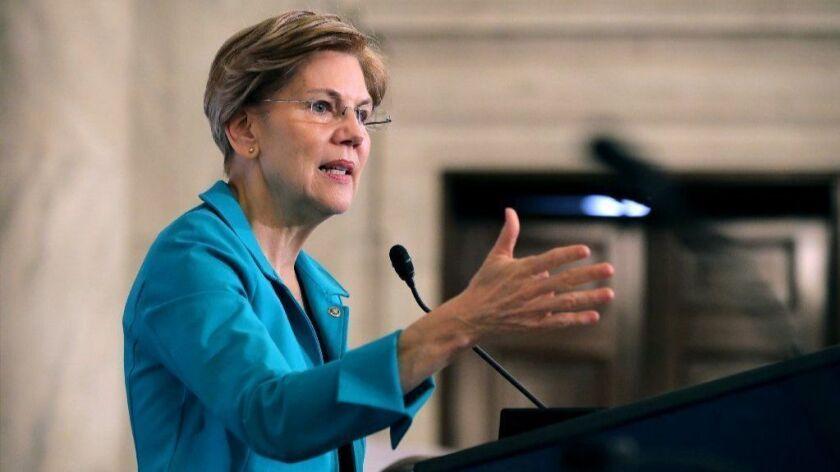 Democratic Senators Speak About Their Legislative Agenda To A Meeting Of Al Sharpton's National Action Network In DC