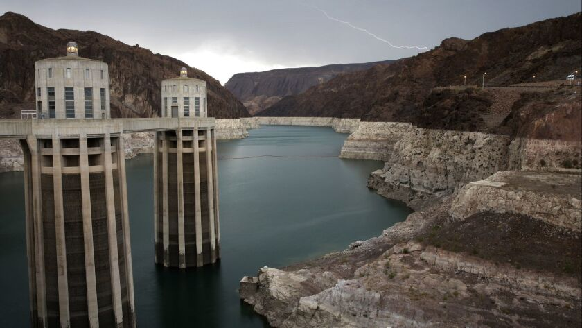 As states near deal on Colorado River shortage, California looks at water cuts of as much as 8%