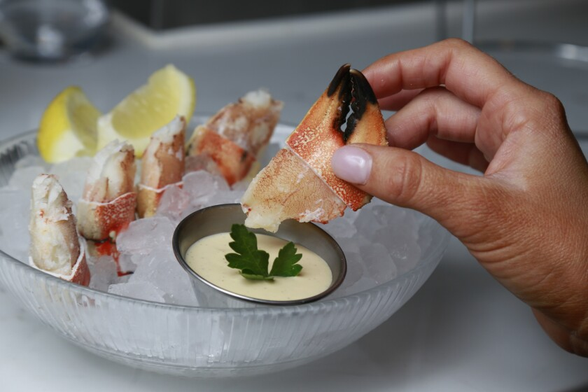 Fort Oak's Crab Claws