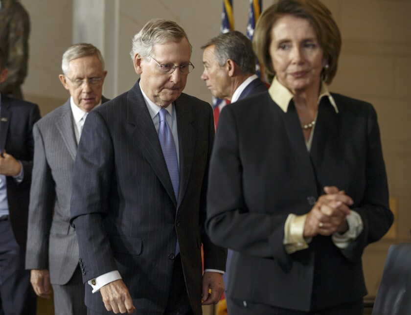 House and Senate leaders