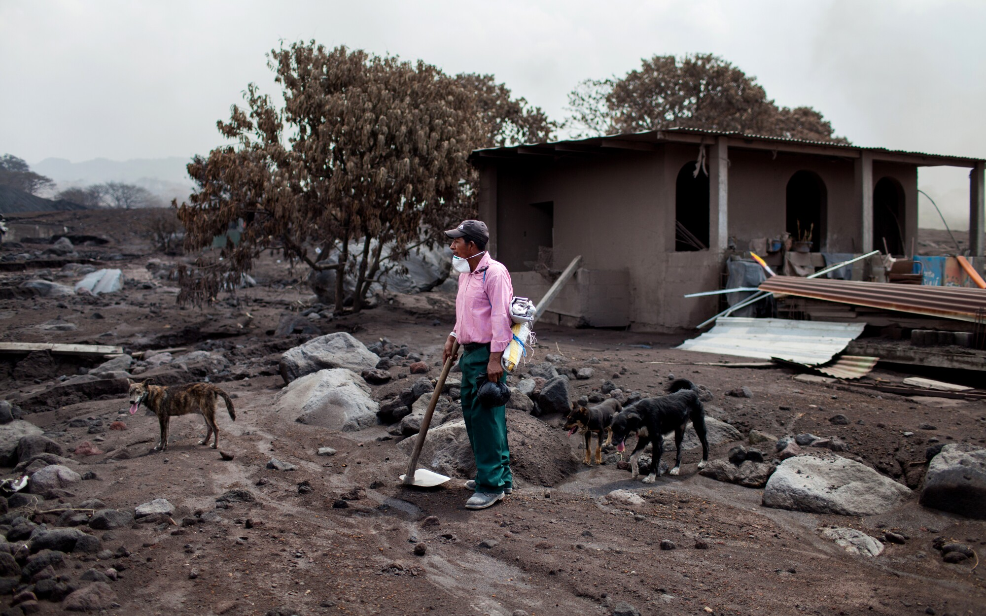 2018 Fuego volcano disaster
