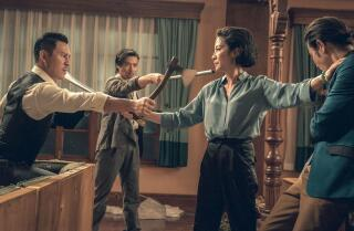 'Master Z: The Ip Man Legacy' review by Kenneth Turan