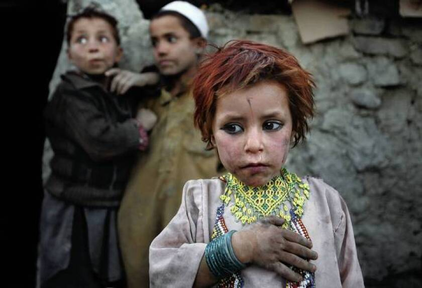 Afghanistan's displaced dread the coming winter