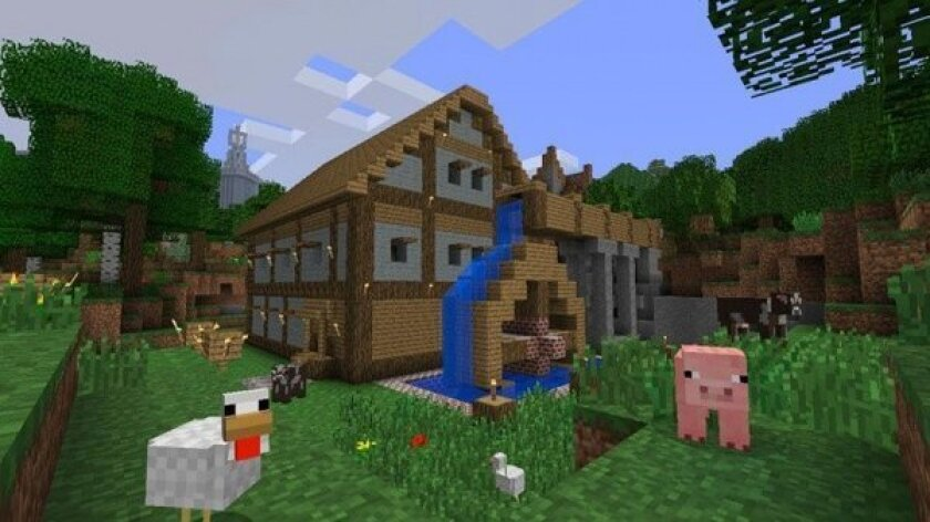 Minecraft has become a worldwide phenomenon.