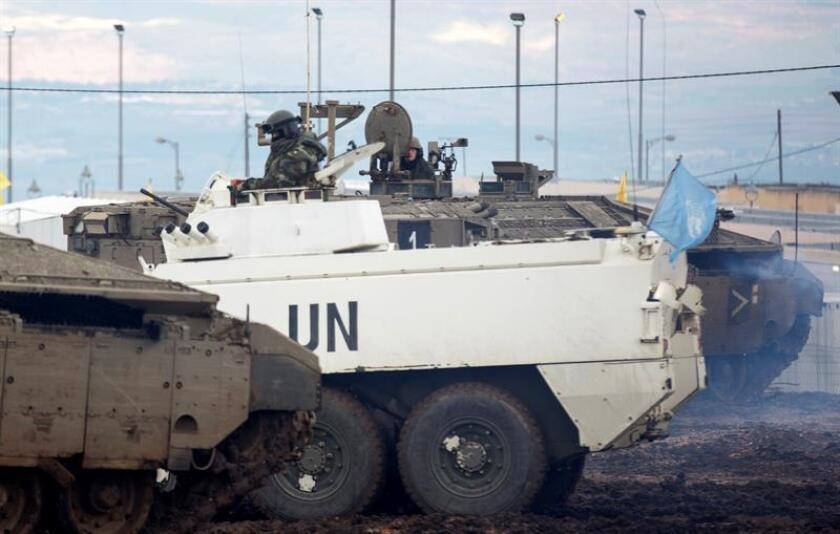 La ONU recibió entre abril y junio un total de 70 denuncias de supuestos abusos sexuales cometidos por personal de la organización y de otras entidades con las que colabora, según informó hoy. EFE/ARCHIVO