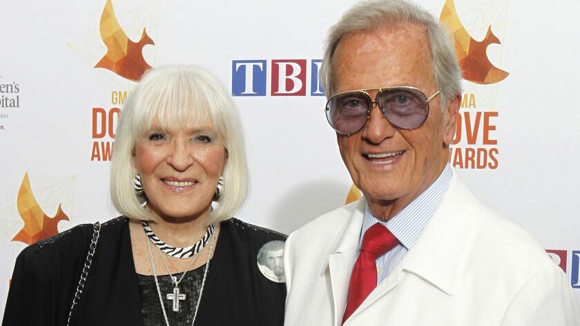 Pat Boone, Shirley Boone