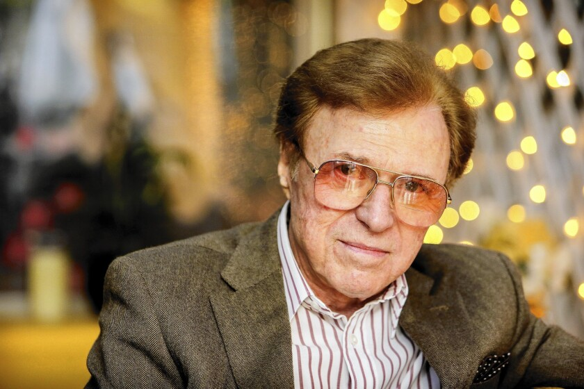 Steve Lawrence brings lifetime of experience to new album - Los