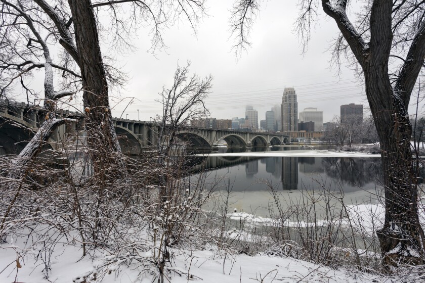 A tour of Minneapolis