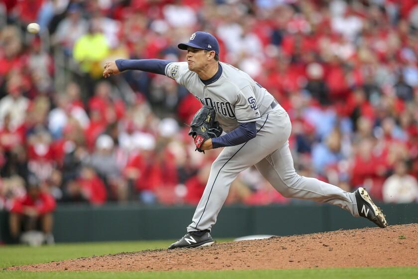 APphoto_Padres Cardinals Baseball