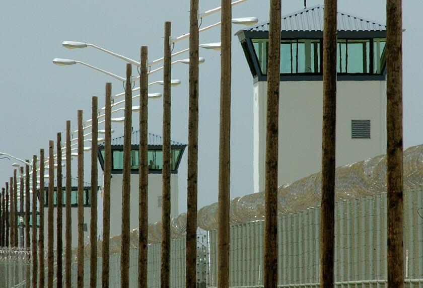 Kern Valley State Prison in Delano