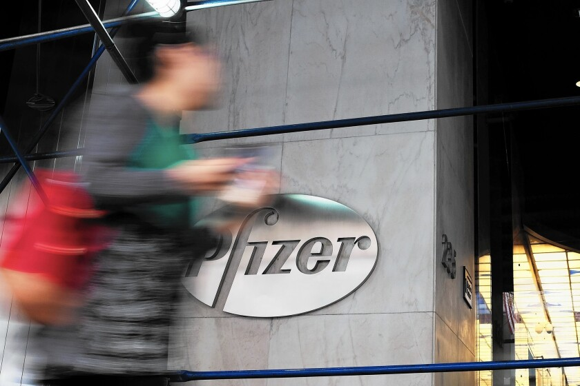 "Allergan cautioned Thursday that there was ""no certainty"" that its ""friendly"" discussions with drugmaker Pfizer would lead to a transaction."