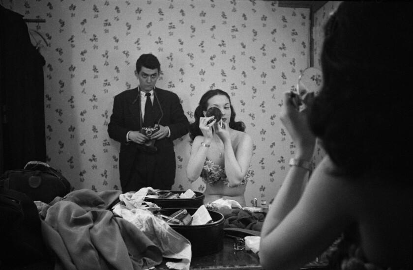 """Stanley Kubrick's """"Rosemary Williams, Show Girl"""""""