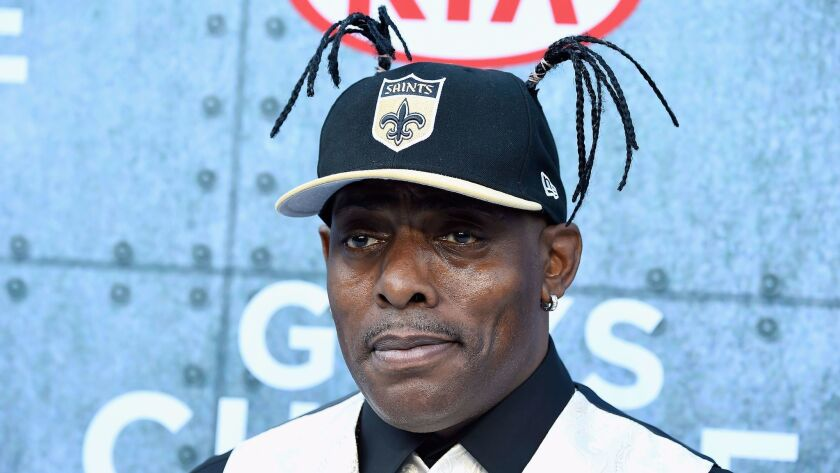 Rapper Coolio attends Spike TV's Guys Choice 2015 at Sony Pictures Studios on June 6, 2015, in Culver City. Coolio pleaded guilty Wednesday to a felony weapons charge.