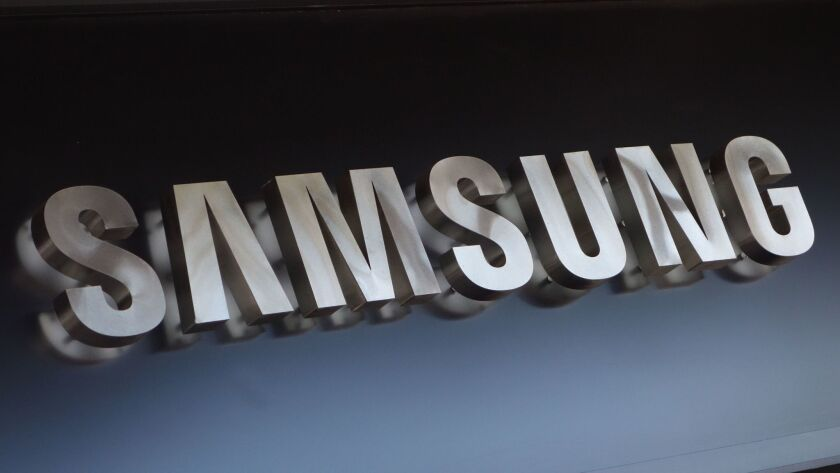 Samsung's latest recall: Washing machines that can burst