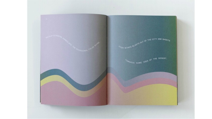 "Spread from ""High Winds."""