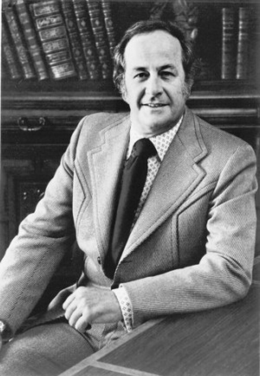Peter Gold ran Price-Pfister Inc. from 1973 to 1990.