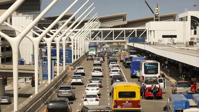 Heading to LAX? 405 Freeway ramp closures may add to your