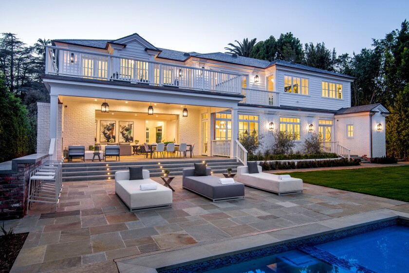 $21.8 million in Brentwood