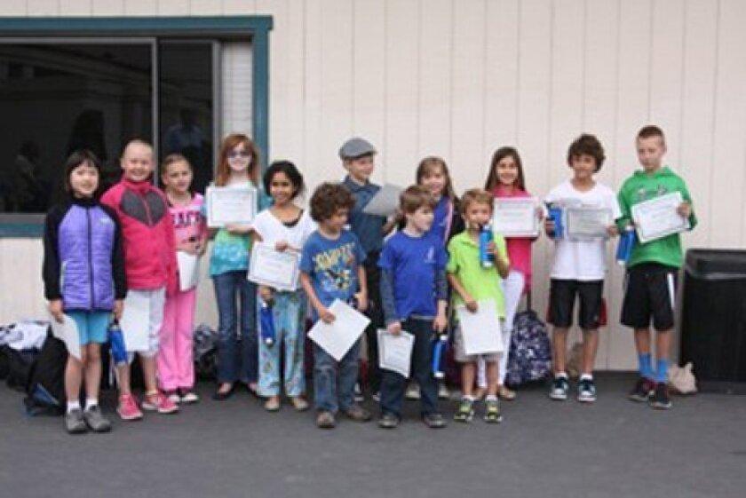 Solana Santa Fe Ocean Week Art Contest winners
