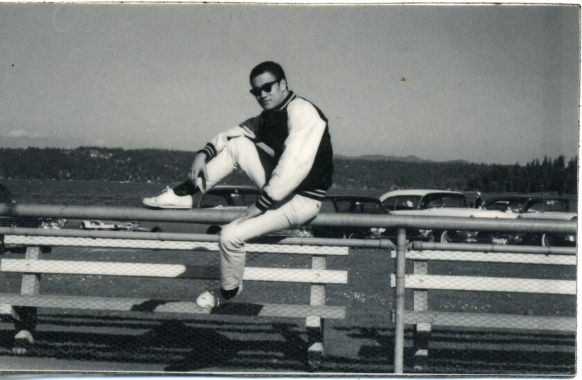 Yes, he really was that cool: Bruce Lee in Seattle before he became a star in the United States.