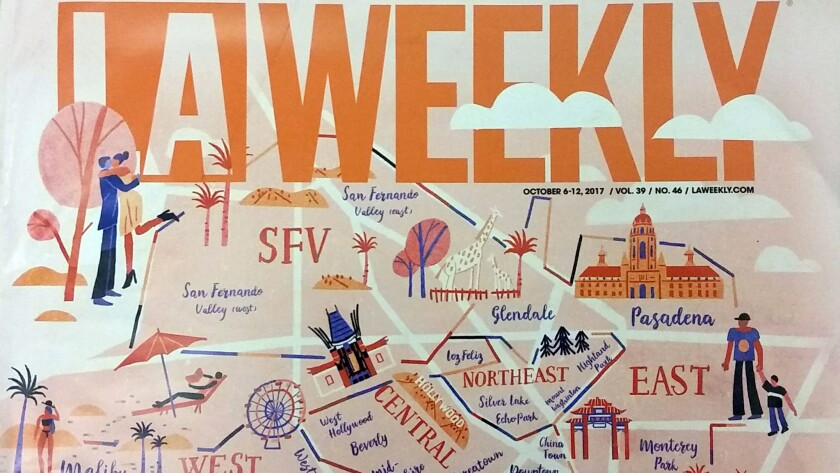 LA Weekly's latest Best of L.A. issue came out in October.