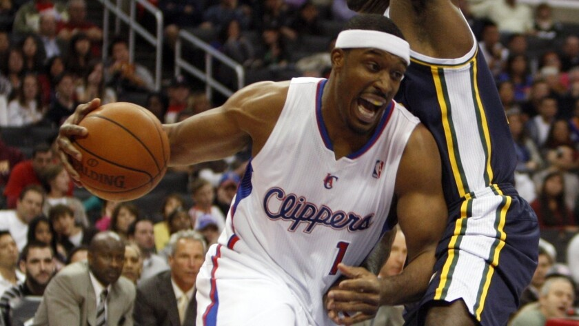 Los Angeles Clippers forward Craig Smith says he knew very little about managing money and was bilked out of more than $2 million. Above, Smith drives toward the basket in 2010.