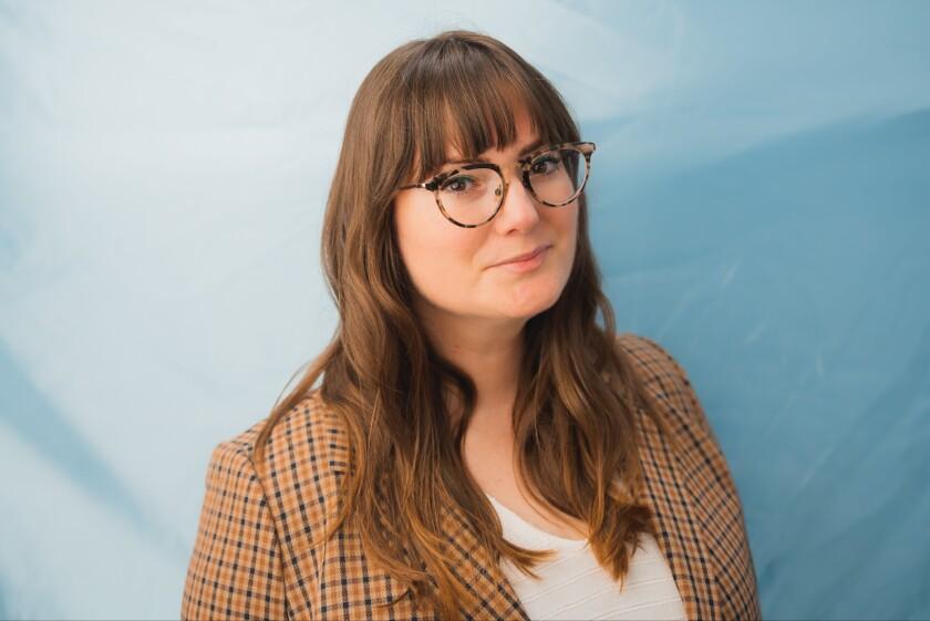 A portrait of Los Angeles Times Food reporter Stephanie Breijo