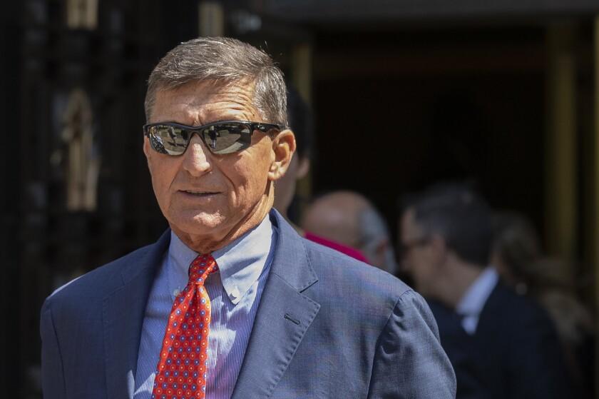 Trump indulta a ex asesor de seguridad nacional