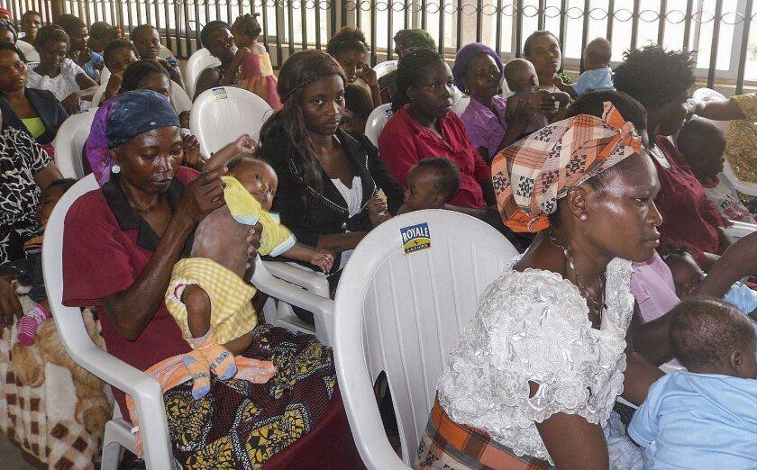Gunmen kill polio immunization workers in northern Nigeria