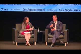 Los Angeles Times Summit: Powering Forward -- Lt. Gov. Gavin Newsom