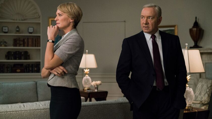 Netflix has a mess on its hands with the collapse of 'House of Cards'