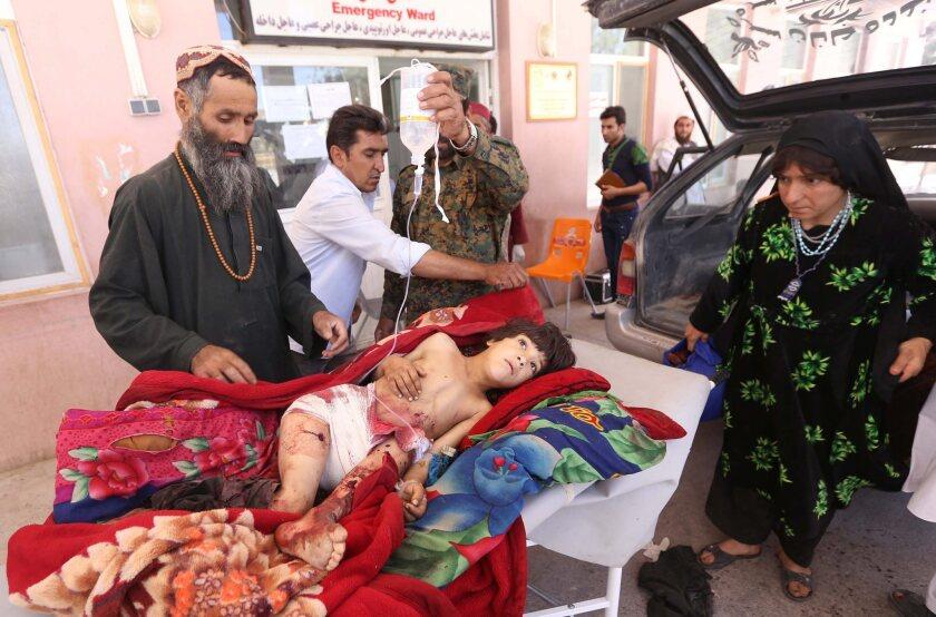 Bomb blast in Herat