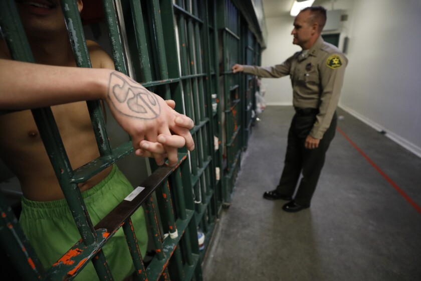 Los Angeles County  is exploring what it would take to close the Men's Central Jail within a year.