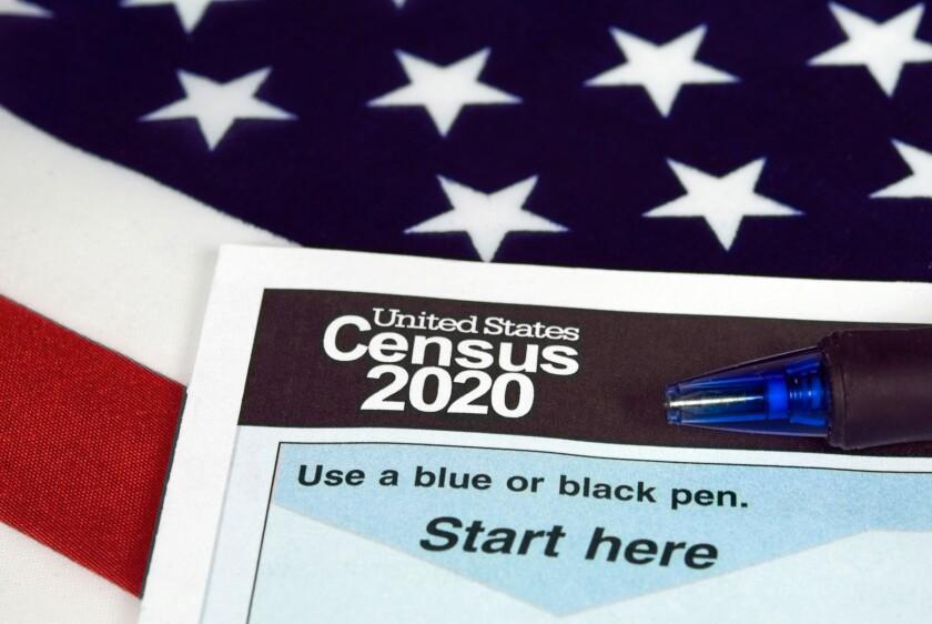 2020 census clip art