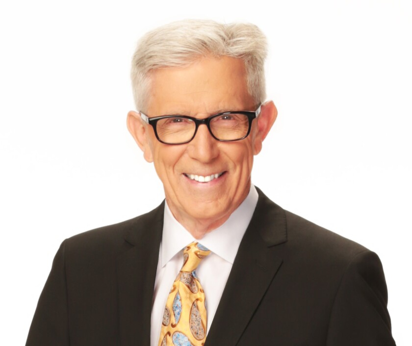 NBC4 weatherman Fritz Coleman announced his retirement Wednesday after 39 years on air.