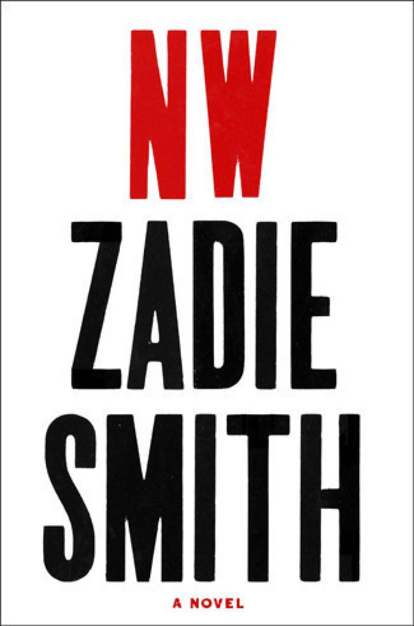 'NW' by author Zadie Smith