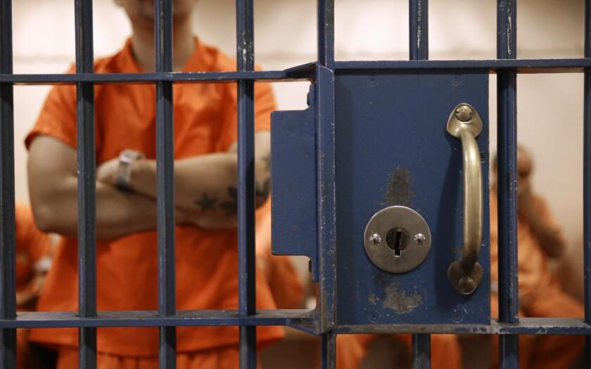 Coronavirus plan for California prisons raises inmate and advocate concerns