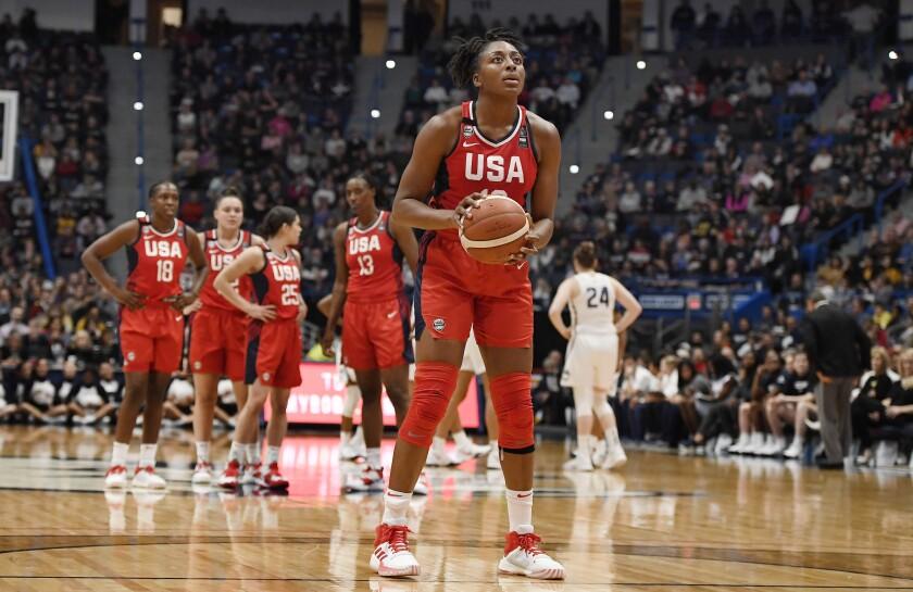 US UConn Basketball