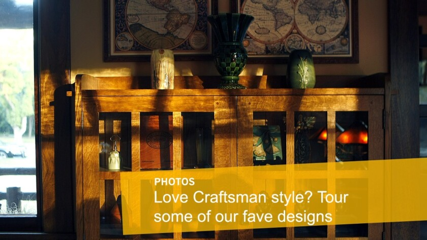 A Craftsman lovers' tour