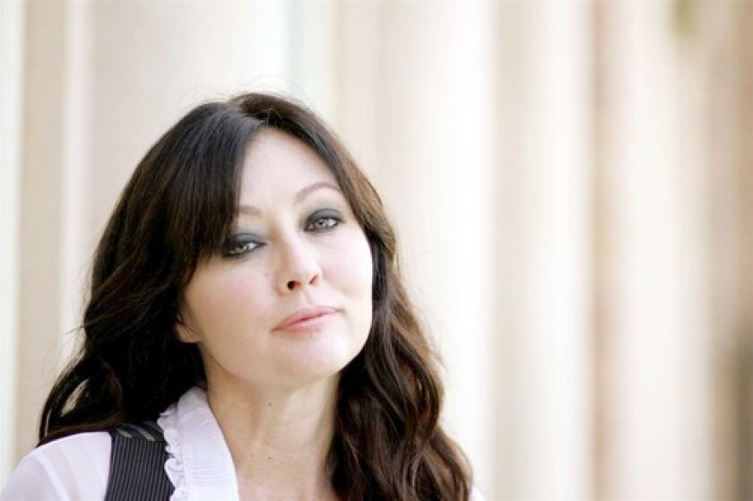 Shannen Doherty has fought a long battle with breast cancer.