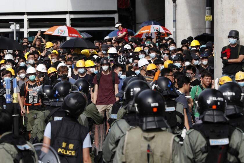 Hongkonger Proteste